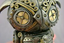 Gears and Cogs and Sprockets, Oh My... / by Jennifer Cannon