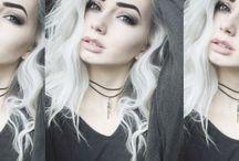 Inspiração/cabelo/cor