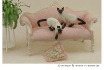 Animals-miniatures / by Cindy robinson