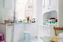 My Dream Kitchen / by Marie-Christine Bouffard
