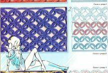 Crochet motifs / by Andrea Wagner