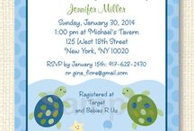 Invitations / by Megan Canaday