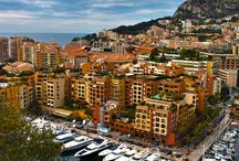 MONACO & ANOTHER NICE PLACES