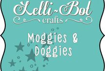 Moggies & Doggies / New kit from Lelli-bot Crafts launching on the 17th of Spetember