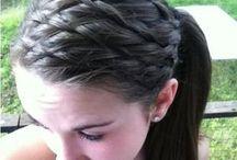 Hair and make up  / by Betsy Woodard