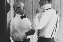 Father of the Bride (and Groom) moments