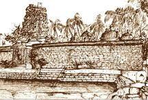 Thirukameeswarar Temple / Architectural Conservation