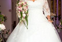 Real Brides / Real Brides from Real Weddings dressed in Bridalstar Wedding Dresses.