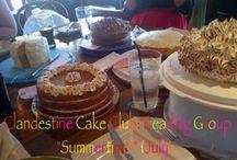 Clandestine Cake Club: Reading, Berkshire