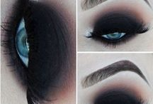 makeup\hairstyle