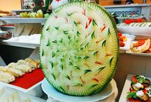 my fruit carving