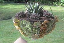 Ötletek a kertben / Mindenféle kreatív és hasznos  dolog a ház körül, kertben, udvaron, teraszon, stb.