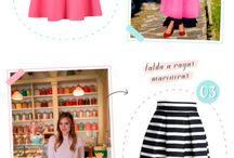 Faldas y vestidos / by Mari Carmen Garcia Blanes