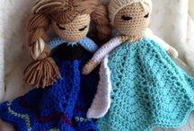 Crochet loveys