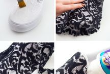 Diy Shoes / by Jeannine Alexander