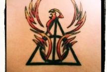 tattoos / by Kylee Sprague