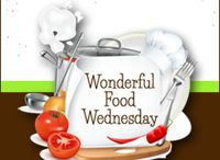 Wonderfully Creative Wednesdays Features / Come show off your favorite recipes, crafts, DIYs & tutorials at the Wonderfully Creative Wednesdays Party!  Party starts Tuesday evenings!!  Join the fun at: http://allshecooks.com/ or http://www.momstestkitchen.com / by Jaime @ Mom's Test Kitchen