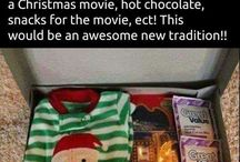 jouluperinteitä