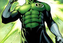 Green Lantern Kyle Rayner