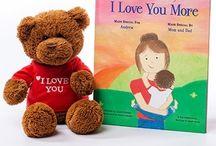 Gifts for Every Occasion / Put Me in the Story's personalized children's gift sets are custom made to celebrate all things special about your child. These adorable gift bundles feature a personalized book and a soft, cuddly companion to snuggle up with during story time.