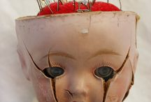 Creepy Doll Sunday / by Paula Doty
