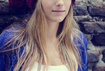 Fashion: Knit bonnet