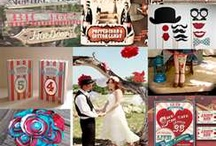 Nostalgic Carnival Country Fair / country fair or vintage carnival design inspiration to get you going!