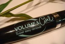 Máscara de pestañas Volume and Curl Super Easy Removal de Isadora