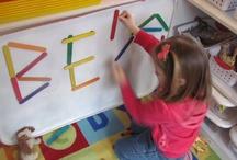 preschool classroom / by Charity James