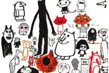 Inspirational Kids Book Artists