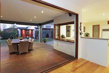 Indoor/Outdoor Kitchens Ideas