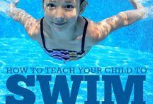 Swim Lucy
