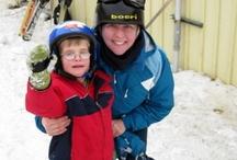 Big Family Ski Fun