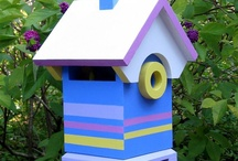Birdhouse Designs I Want to Create!