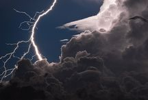 ✈ Storms [Weather] / Beautiful, impressive, frightening clouds. / by ✈ The Last Footprint ✈ Travel Photography
