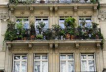 Trädgård och altaner