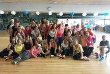 Bailes en O2 Centro Wellness / Bailes en O2 Centro Wellness