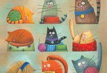 otros gatos