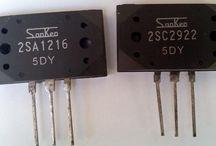 TR Final  Sanken Ori 2SC2922-2SA1216  5DY[ sepasang ]