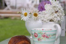 Kopper og vaser