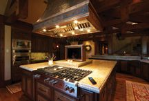 Iron Chef Kitchens / by Ecstasy Models