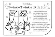 Nursery Rhymes for Children / Enjoy printing off the nursery rhyme lyrics and colouring-in sheets so you can sing along to the nursery rhymes! Visit iChild.co.uk for thousands more themed activities for children aged 0 - 11 years.