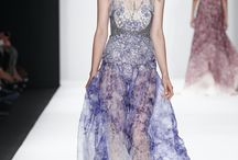 Badgley Mischka Spring 2015 / Badgley Mischka Spring 2015 Runway Show New York Fashion Week September 2014 / by Badgley Mischka