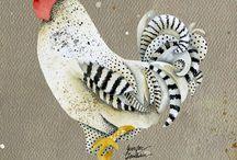 Rooster - koguty