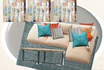 Living Room Color / Decor