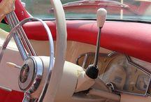Car Shift Gear Moodboard