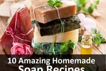 soap making at home