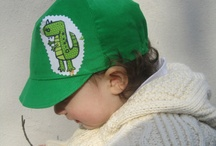 Cute Baby Hats / Why do hats always look better on sleeping babies? And some are even cuter on toddlers! / by SunnyBump