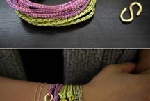 BRACELET DIY / De jolis bracelets fait main