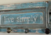 Shabby Signs